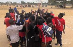 Zambia Coaches Camp
