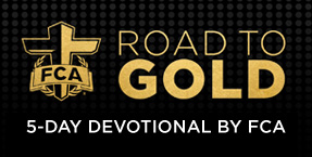 Road to Gold Devotional