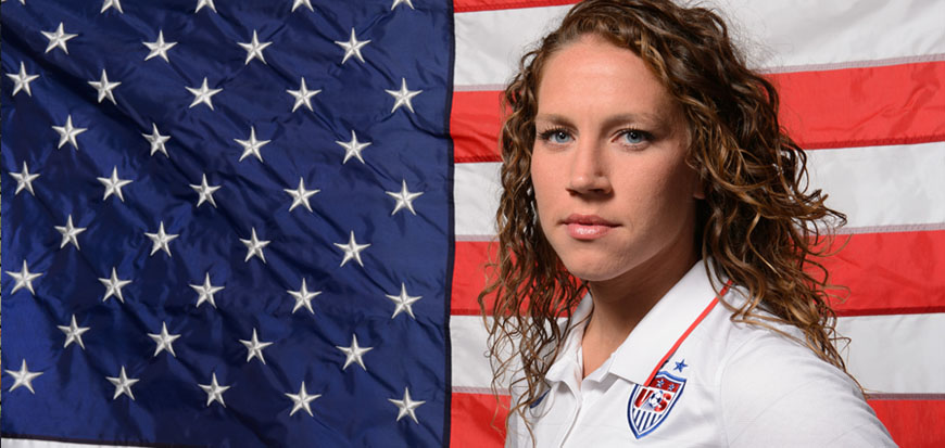 Lauren Holiday