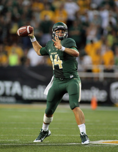 Athletics – Football vs Wofford – Floyd Casey Stadium – 08/31/2013