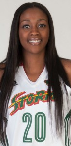 Born: January 18, 1985 Hometown: Winston-Salem, North Carolina College: North Carolina Drafted: 17th overall in 2007 by the San Antonio Silver Stars Career:  •Seattle Storm (2008-Present) •Atlanta Dream (2008) •San Antonio Silver Stars (2007) Notes: •2010 WNBA Champion with the Seattle Storm •2007 WNBA All-Rookie Team  •Four-time All-ACC selection and two Final Four appearances while at North Carolina